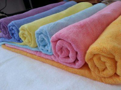 Khăn tắm xơ tre