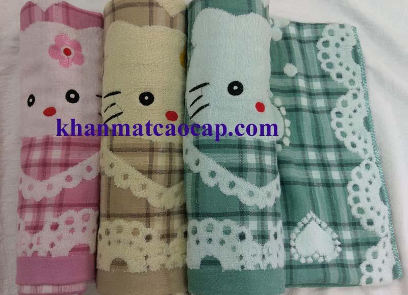 Khăn tắm mèo