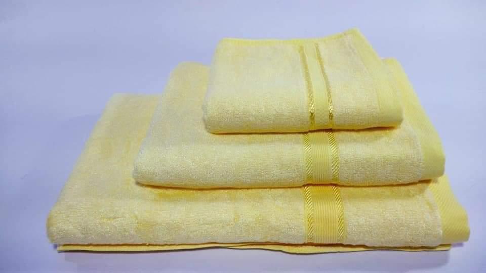 Bộ khăn tắm xơ tre