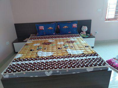 Thảm trải giường các loại